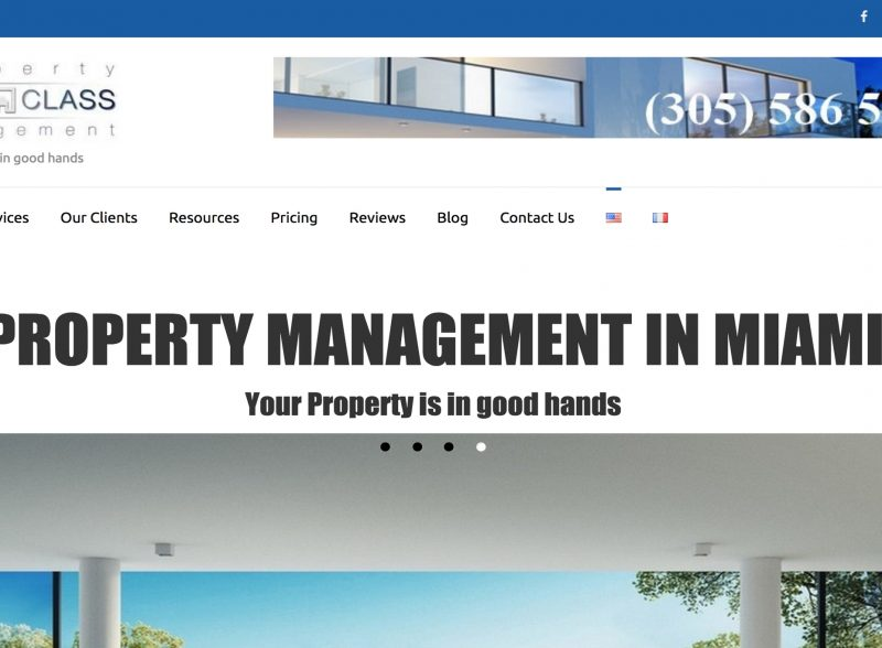 Property First Class Management